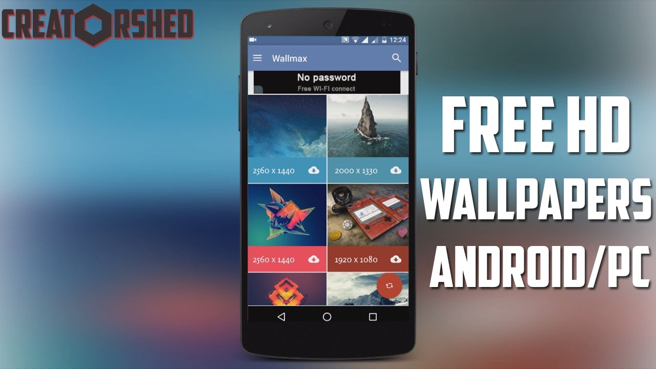 How To Download HD Or 4k Wallpapers On Android PC