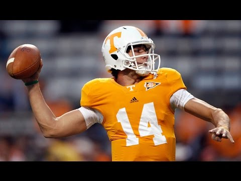 Justin Worley named starting quarterback for Vols