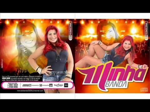 CD DE FORRÓ TRADICIONAL BANDA MINHA BANDA