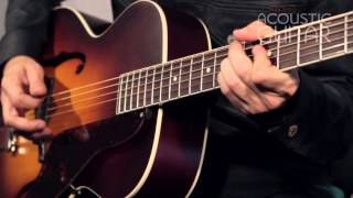 New Gear: Gretsch G9550 New Yorker review from Acoustic Guitar