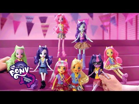 My Little Pony: Equestria Girls Latino América - 'Juegos de Amistad Muñecas - Clásico' from YouTube · Duration:  16 seconds