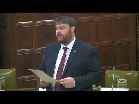 Owen Thompson MP - Westminster Hall debate on Food & Farming, 25 April 2017
