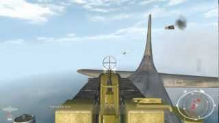 12. Medal of Honor: Pacific Assault - Realistic Difficulty Walkthrough - Guadalcanal: Flyboys