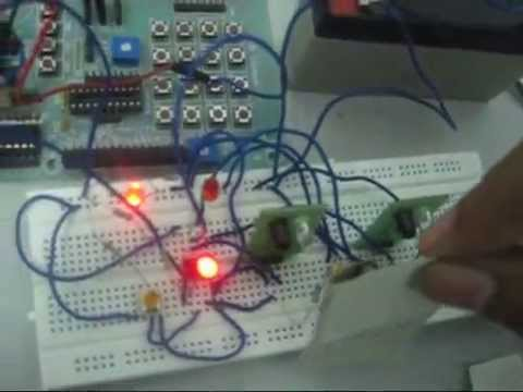 automatic car parking system using 8051 microcontroller pdf