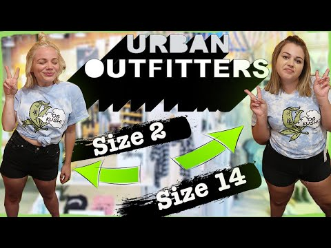 Size 2 & Size 14 Try On The Same Outfits At Urban Outfitters