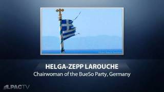 LaRouchePAC Helga Zepp LaRouche Interview  Upcoming German Constitutional Court Hearing June 13, 2011