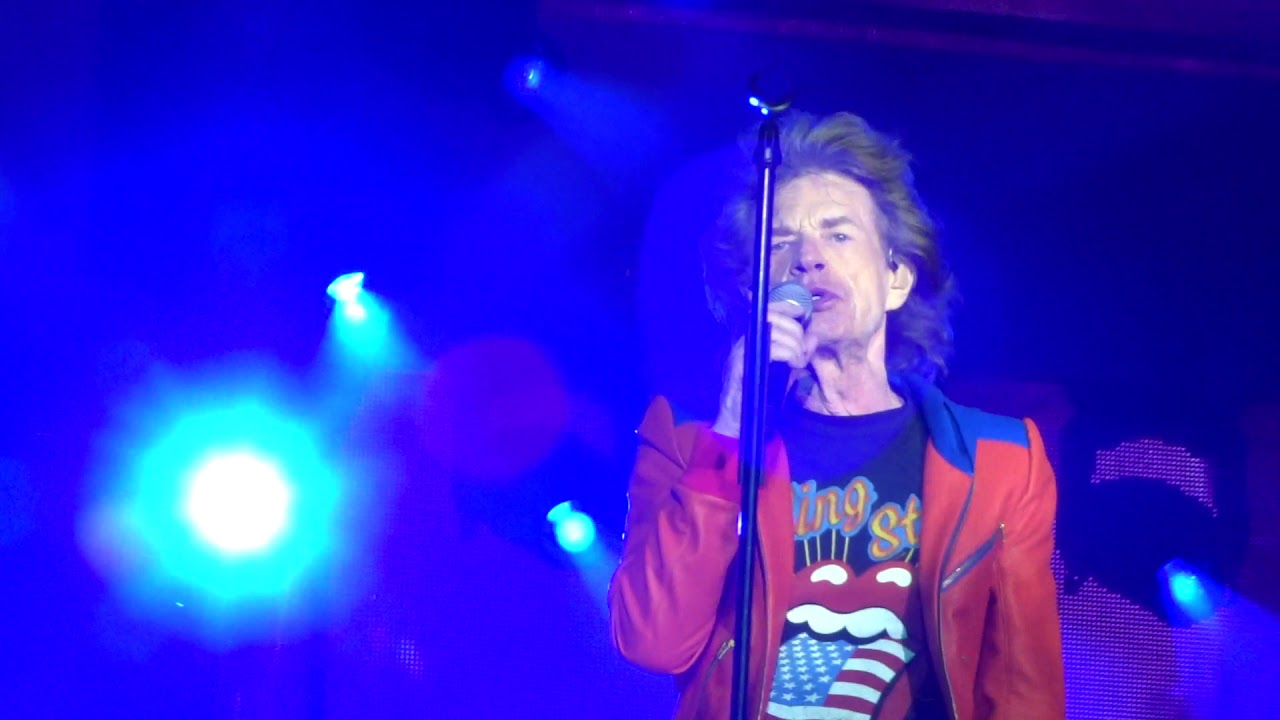 Midnight Rambler, The Rolling Stones, No Filter, Chicago, Soldier Field