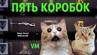 STEYR SCOUT С ПЯТИ КОРОБОК [VM]