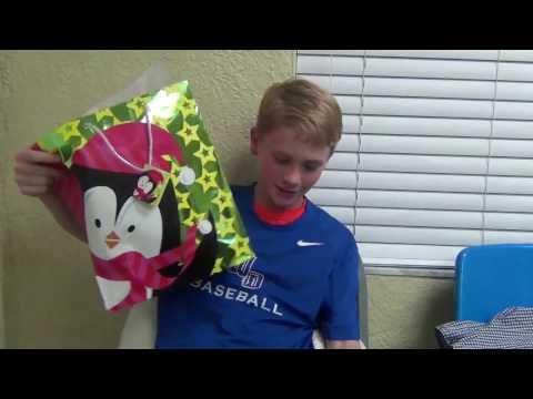 A Christmas Miracle -  Logan Josh Chris Ember Nathan