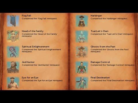 Runescape: Arc 2 - All 6 new miniquests in a single video walkthrough!