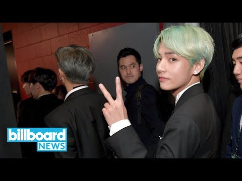 BTS' V Jamming Out to Cardi B's 'Money' Is What You Need on This Valentine's Day | Billboard News