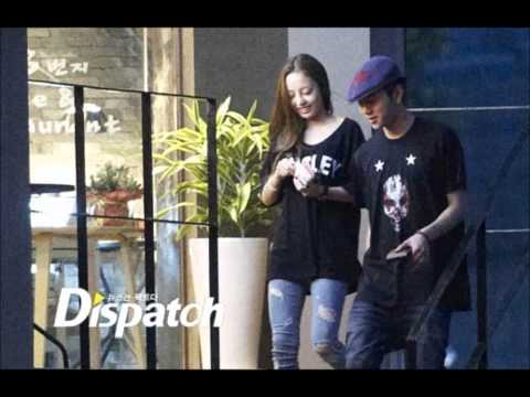 goo hara and junhyung dating 2012