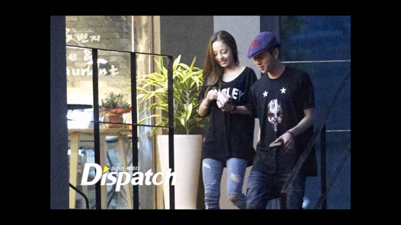 Junhyung and goo hara dating website 6