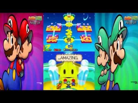 DS - Mario & Luigi Pi T (Speed Growth, No Gear) 27 Test of Bravery