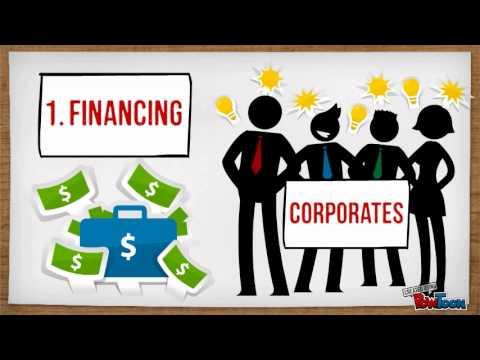 Chapter 1: Investment Banking-Financin Corporates