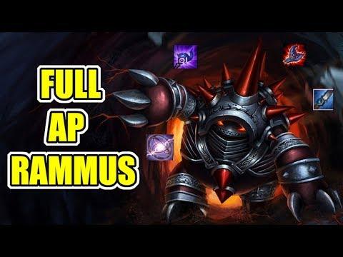 Magic Missile Rammus Build Www Imagenesmi Com