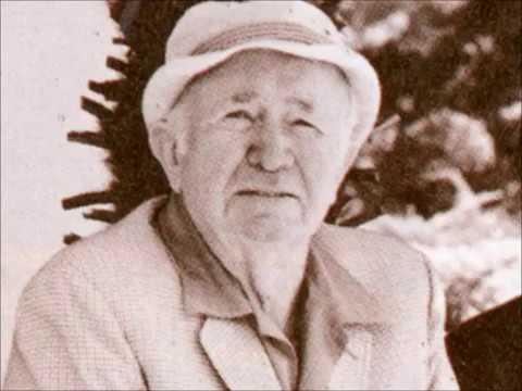 Walter Brennan  Cotton Picker