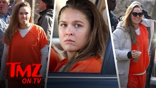 Ronda Rousey Is Headed To Prison...For 'Blindspot' | TMZ TV