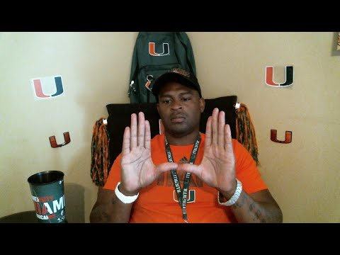 Live Chat About Miami Hurricanes & College Football