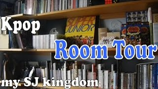 Download [Old] Kpop Room Tour - tiny Super Junior kingdom [2015 February] MP3 song and Music Video