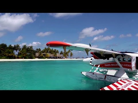 Maldives Water  Aerodrome Operations Documentary