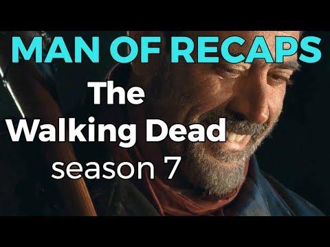 RECAP!!! - Walking Dead: Season 7