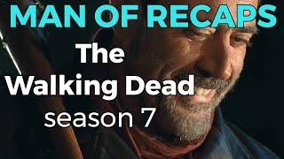 RECAP!!! - Walking Dead: Season 7