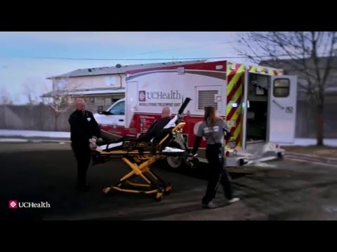 UCHealth Mobile Stroke Treatment Unit takes the emergency department to the patient.