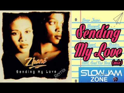 Sending My Love (remix) Zhane