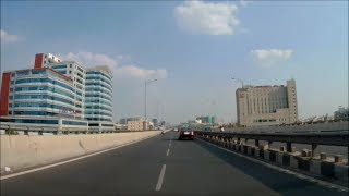 Download Bangalore City Tour - Electronics City to Silk Board 9 KM Flyover Mp3
