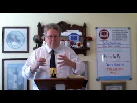 Messages - 1 Yr. Revival - Lesson 44 - Prayer & Thanksgiving - His Prayer in Us