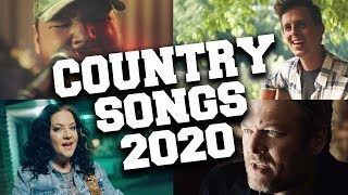 Top 50 Country Songs - January 2020
