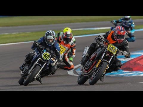 Crank Racing Thundersport500 Cup Donington Park National 2016