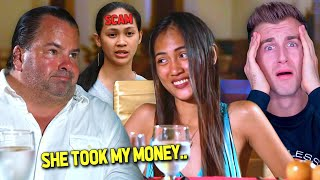 Husband Finally CONFRONTS His Wife About Her Sister's MONEY SCAM! (90 Day Fiance)