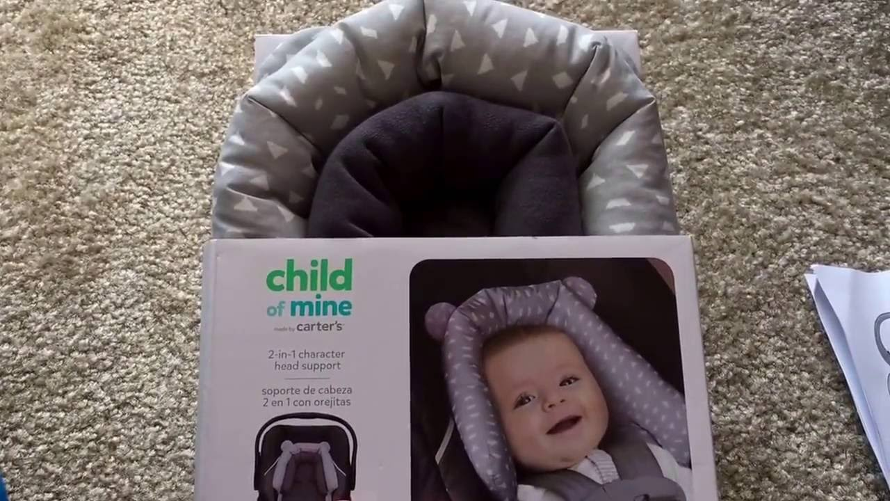 Evenflo Embrace Select Infant Car Seat Box Opening For Reborn Baby