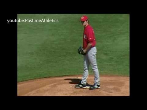 Homer Bailey Pitching Mechanics No Hitter Slow Motion Analysis Instruction Reds Baseball MLB