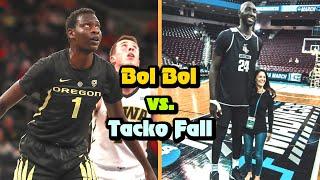 How GOOD can Bol Bol and Tacko Fall be?