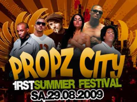 PROPZ CITY Summer Festival 2009 Trailer