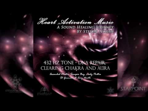 432 Hz Love Song with Ascended Master Serapis Bey, St Germain, Lady Portia & Amy North