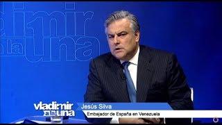 Jesús Silva: España no ve una salida que no sea democrática a la situación de Venezuela 2-5