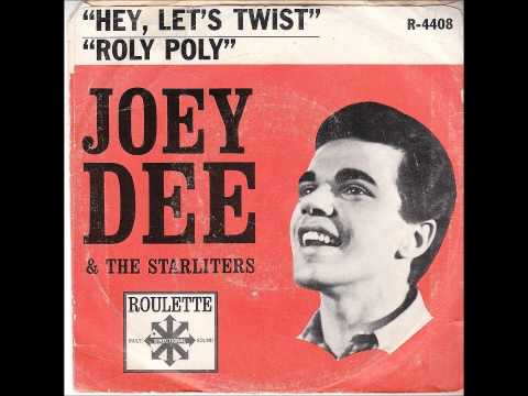 Roulette Records - Joey Dee & The Starliters