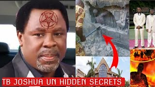 TB JOSHUA SECRETARY POINT SACRIFICE SH!RIN£ IN THE ALTAR WE ARE FROM THE RIVER WE SACR!F!C£...