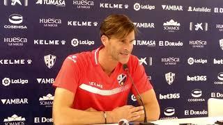 Declaraciones de Leo Franco | SD Huesca (·24/09/2018·)