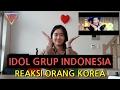 All of the Reaksi Orang Korea Mendengarkan Lagu Indonesia || JKT48 Songs