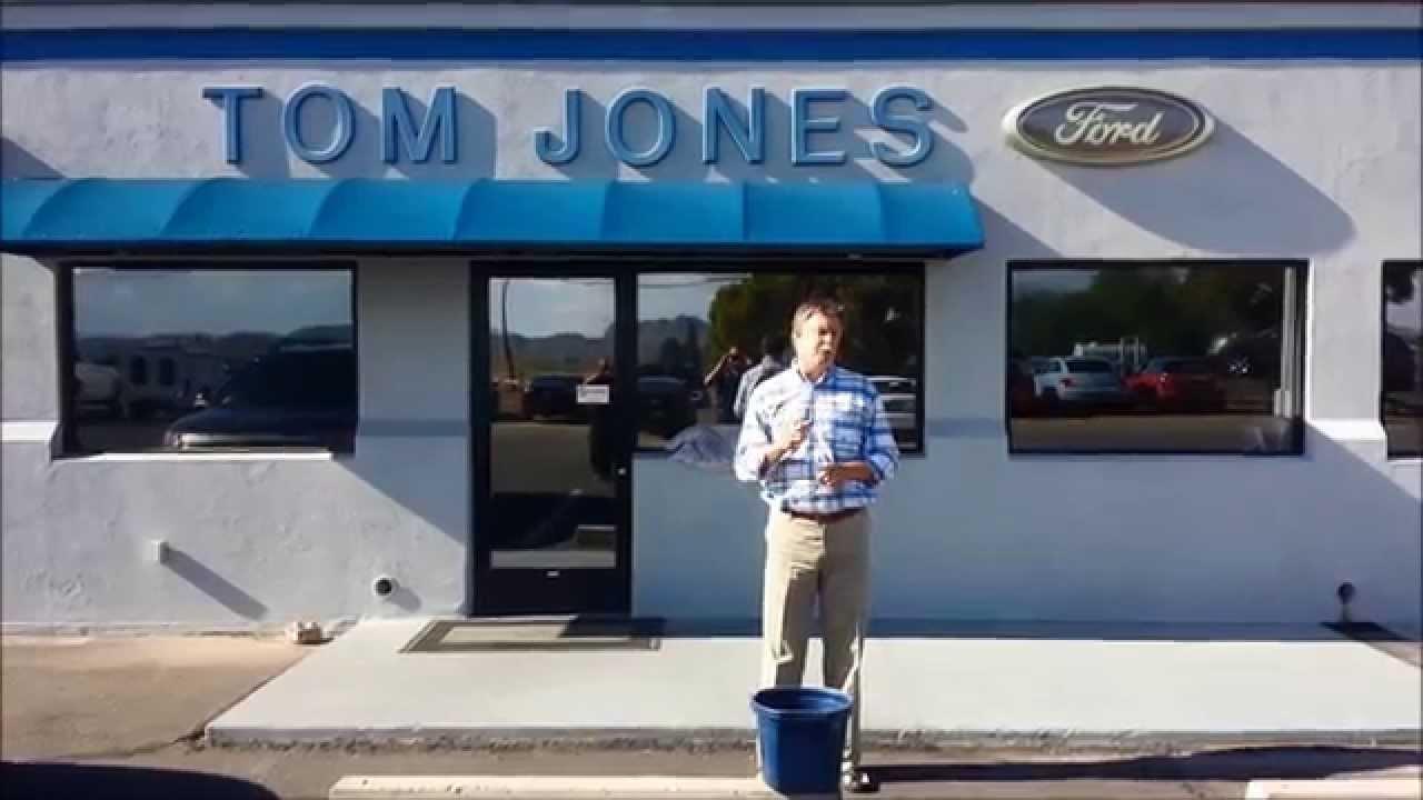 Jones Ford Buckeye >> Scott Hebets Als Challenge At Jones Ford Buckeye