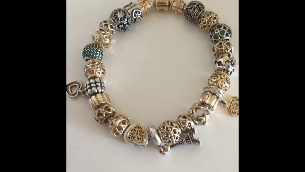 4 Rue La La Pandora Charms Purchase Youtube