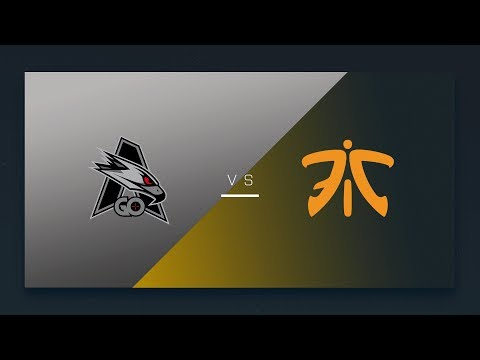 CS:GO - AGO vs. Fnatic [Train] Map 2 - EU Day 19 - ESL Pro League Season 7