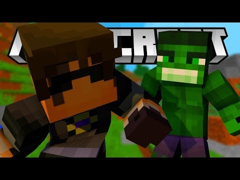Minecraft: *NEVER* Spawn The HULK In Game.. (ENDS BAD)