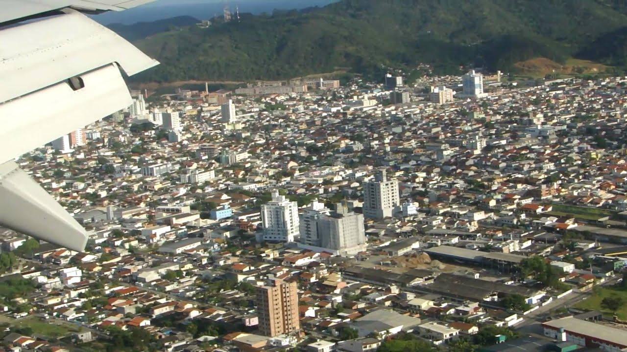 Aeroporto Navegantes Santa Catarina : Pousando no aeroporto de navegantes sc youtube