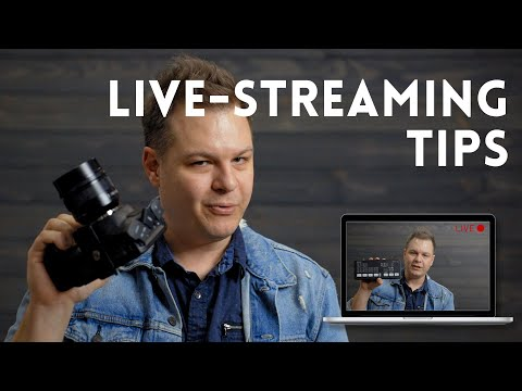 Tips For Live-streaming Your Worship Service